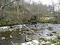 The confluence of the River East Allen and Sinderhope Burn - geograph.org.uk - 738912.jpg