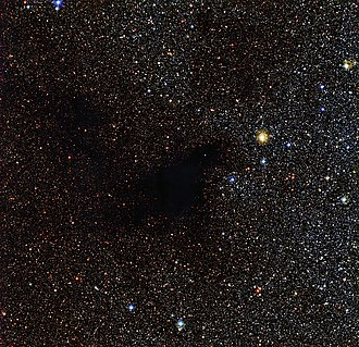 Dark nebula - Image: The dark nebula LDN 483