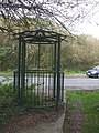 The footpath now bypasses the gate - geograph.org.uk - 1011663.jpg