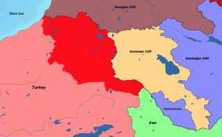 Treaty of Kars 1921 peace treaty