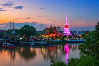 Samut Prakan Province Province of Thailand
