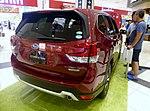 The rearview of Subaru FORESTER Advance (5AA-SKE).jpg