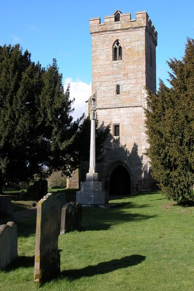 File:The tower of St Mary's church, Hampton Lovett - geograph.org.uk - 133818.jpg