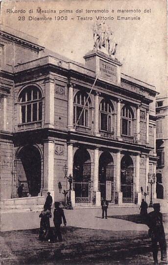 Theater Vittorio Emanuelle before 1908