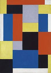 Theo van Doesburg: Composition XX