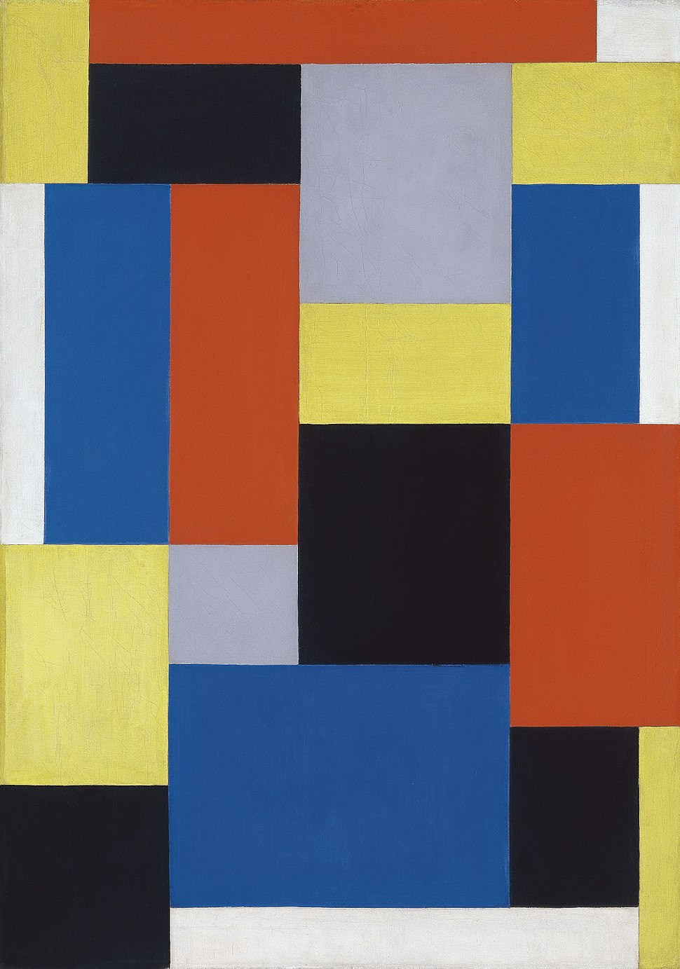 Theo van Doesburg Composition XX