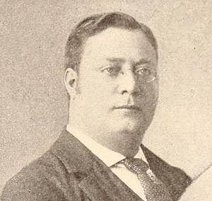 Thomas F. Donnelly (New York City) - Thomas F. Donnelly in 1902