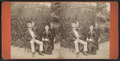 Thomas Oxford, Adeline L. Oxford, Henry & James Oxford. Taken Aug. 1875 at Sharon, from Robert N. Dennis collection of stereoscopic views.png