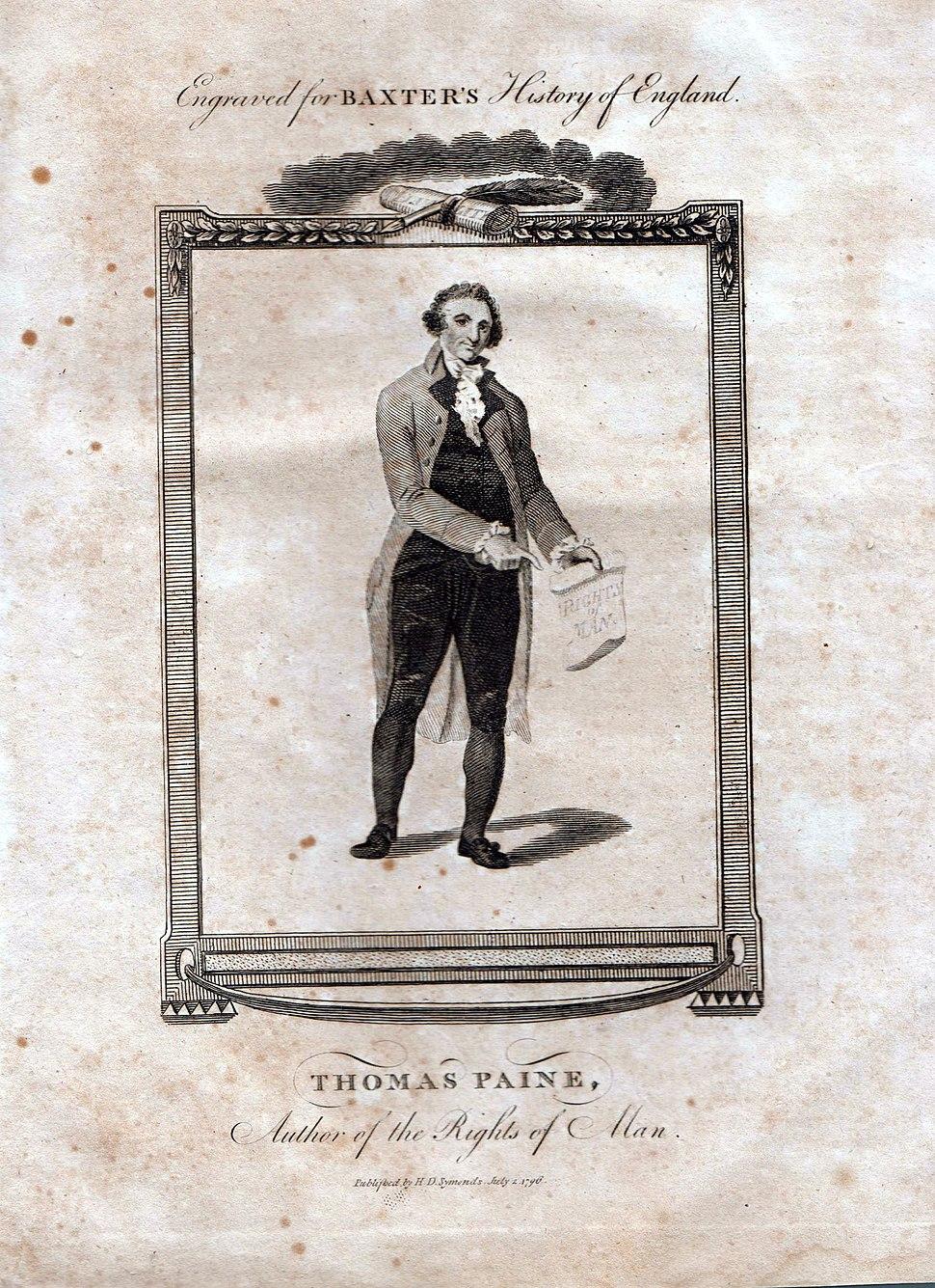 Thomas Paine Author