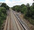 Through Clarbeston Road railway station (geograph 4611304).jpg