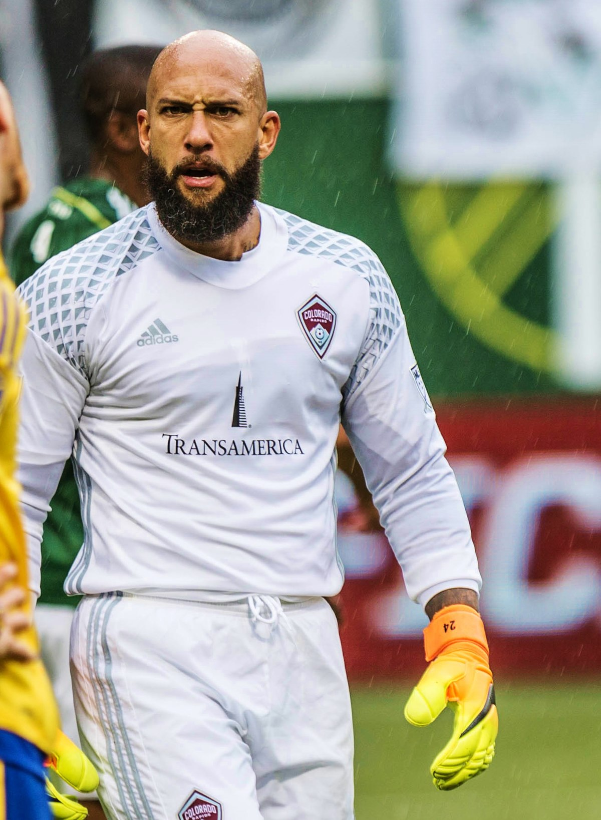 Tim Howard - Wikipedia