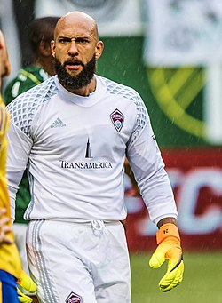 Tim Howard Portland Timbers vs Colorado Rapids 2016-10-16.jpg