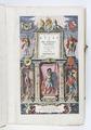 """Titelblad till atlas på tyska från 1647 """"Novus Atlas..."""" - Skoklosters slott - 93257.tif"""