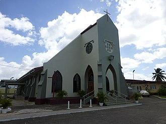 Arouca, Trinidad and Tobago - Image: Tn T Arouca Holy Trinity Church