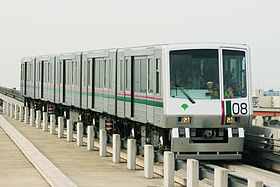 Image illustrative de l'article Nippori-Toneri Liner