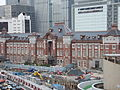 Tokyo Station restoration, 24 June 2012, 06.jpg