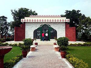 Zafar Ali Khan - Tomb of Zafar Ali Khan