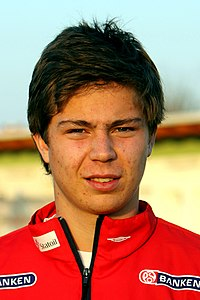 Torgeir Børven (Odd Grenland) - Norway national under-21 football team (01).jpg