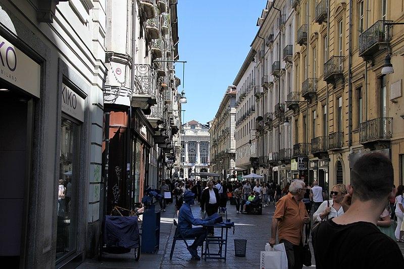 Onde fazer compras na Itália