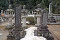 Tottori feudal lord Ikedas cemetery 052.jpg