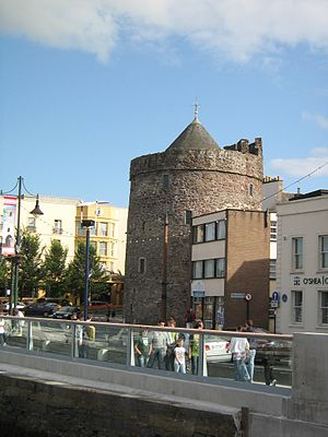 Tower in Waterford