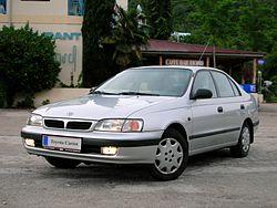 Toyota Carina (1992–1997)