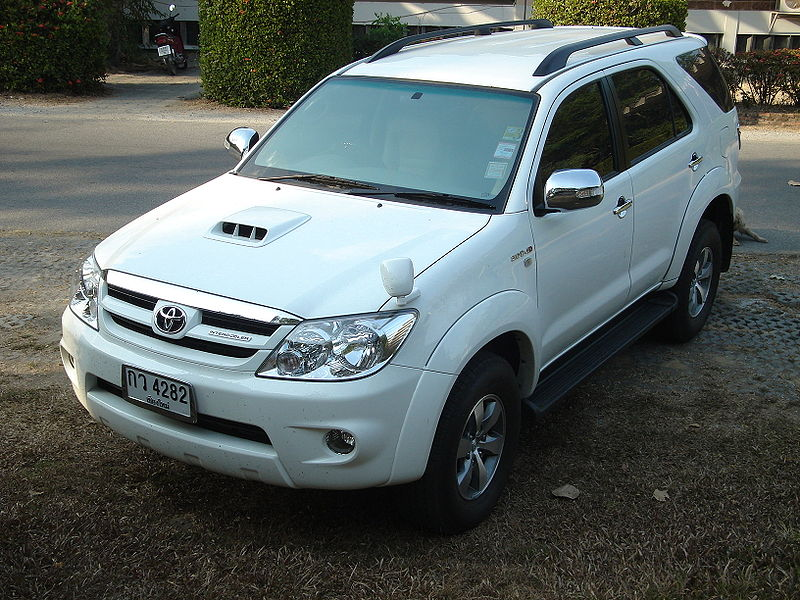 Toyota Fortuna Forerunner In Australia Australian Ford Forums
