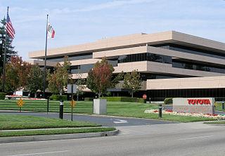 Toyota Motor Sales, USA American car distributor