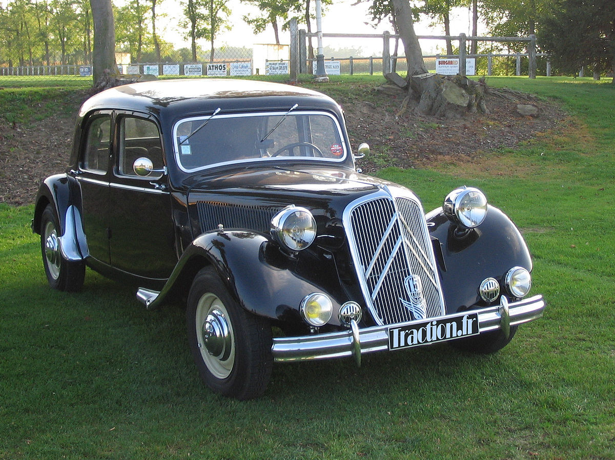 Citro n traction avant wikip dia for Garage renault poperinge belgique