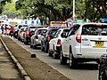 Traffic Jam build up in Nakuru town.jpg