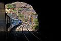 Train exiting tunnel.JPG