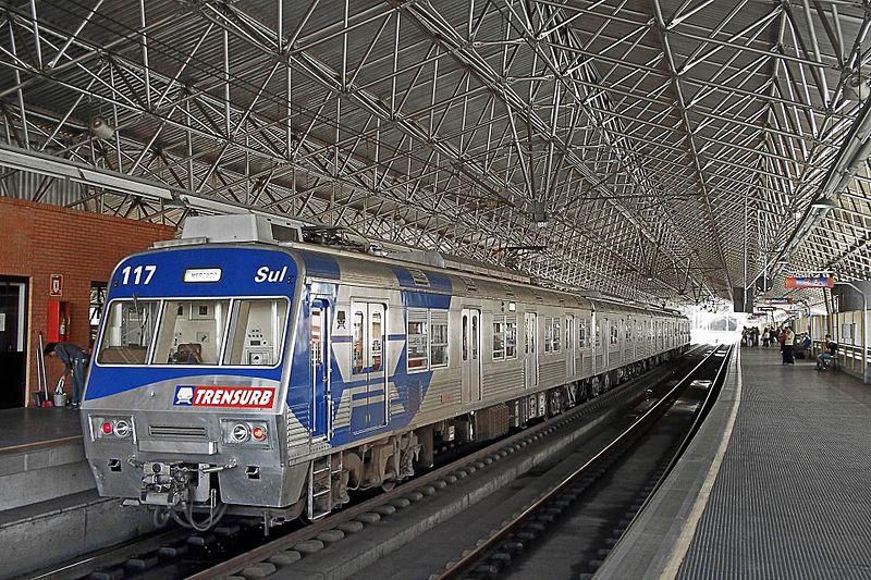 Como andar de metrô em Porto Alegre