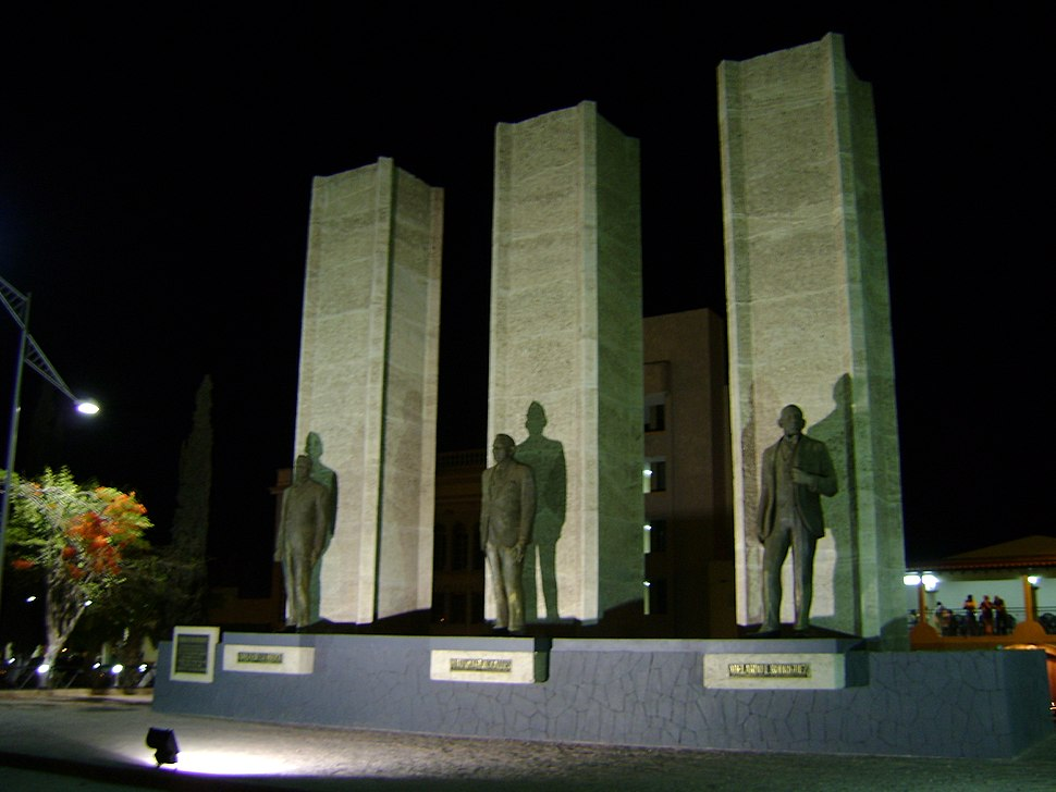 Tres presidentes Guaymas