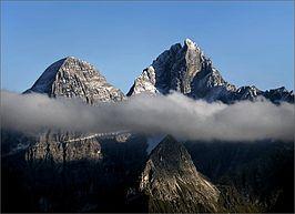 TOPO wandelkaart 31/1 - Stubaier Alpen Hochstubai - Alpenverein