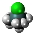 Trimethyltin chloride 3D spacefill.png