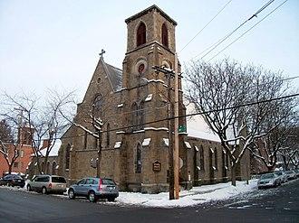 Trinity Church Lansingburgh - Trinity Church Lansingburgh, January 2011