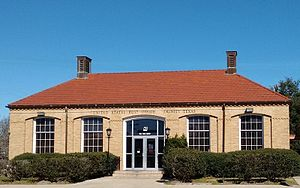 Trinity, Texas - Post Office