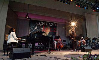 Geri Allen - Geri Allen with Trio 3.