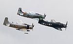 Trio of Skyraiders 2 (5922107972).jpg