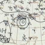 Tropical Storm Seven surface analysis September 17, 1908.png