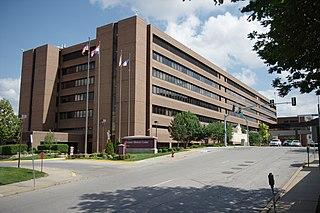 Truman Medical Center-Hospital Hill Hospital in Missouri, United States