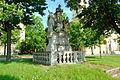 Tuřany - barokní sousoší Panny Marie se sv. Ignácem z Loyoly a se sv. Františkem Xaverským.jpg