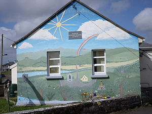 Tubber, County Clare - Image: Tubber National School