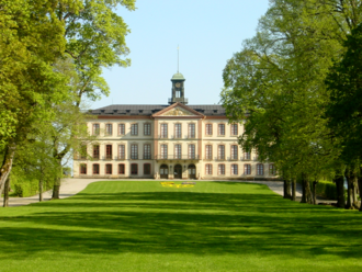 Sophie Hagman - Tullgarn Palace, where Sophie Hagman lived with Frederick Adolf from 1778 to 1793.
