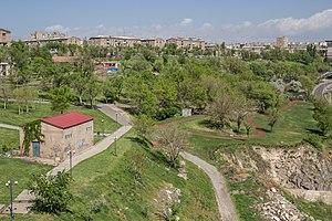 Tumanyan Park - Image: Tumanyan Park (standard zoom)