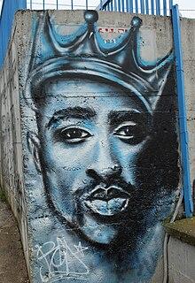 Tupac graffiti, Vlasotince, Serbia.jpg