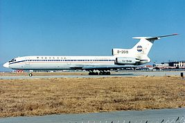 Tupolev Tu-154M, China Northwest Airlines AN0193516.jpg