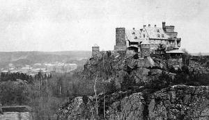 Tureborg Castle - Tureborg Castle, ca. 1910–1925.