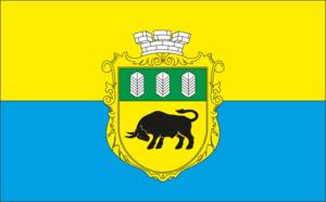 Turka, Ukraine - Image: Turka prapor
