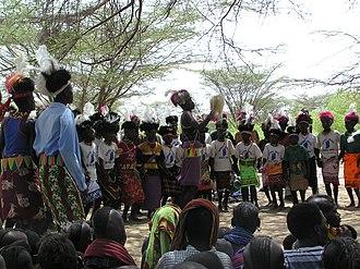 Turkana people - Image: Turkana 01